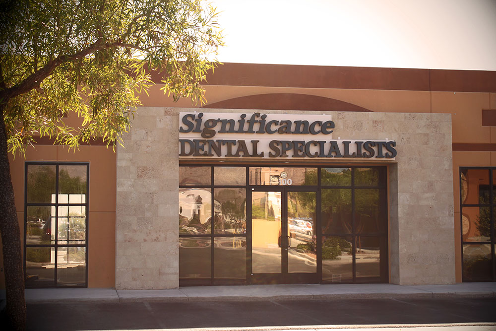 Significance Dental Specialists building - Las Vegas, NV