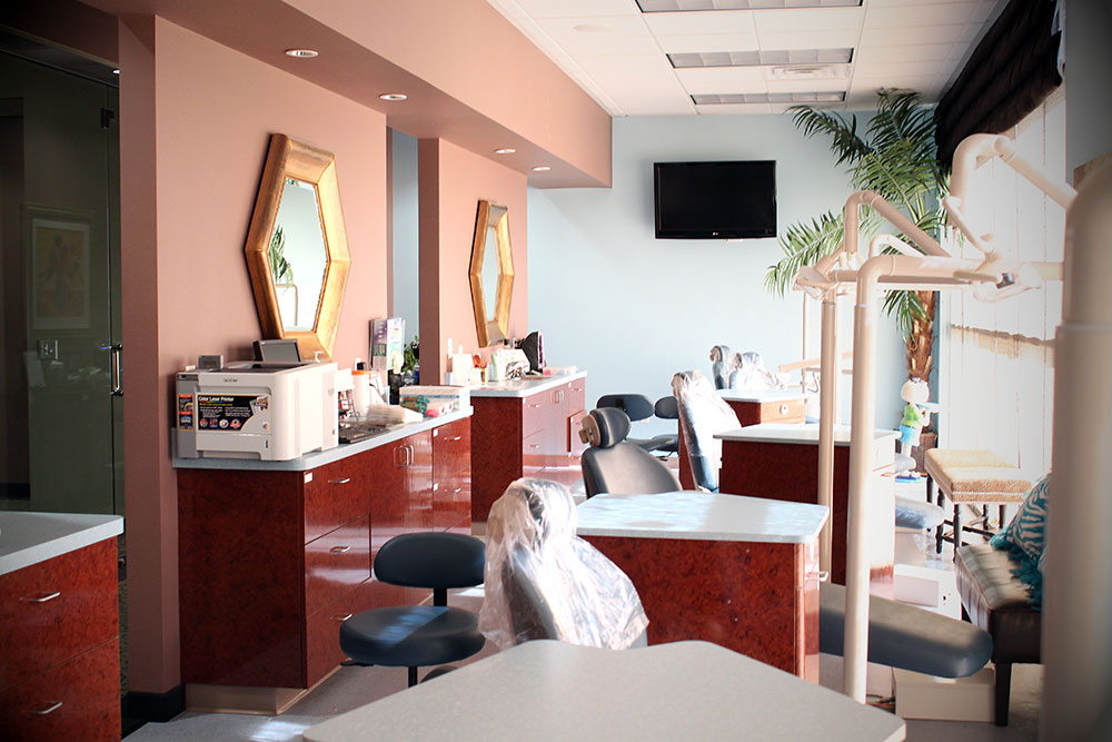 dental procedure room - Las Vegas, NV
