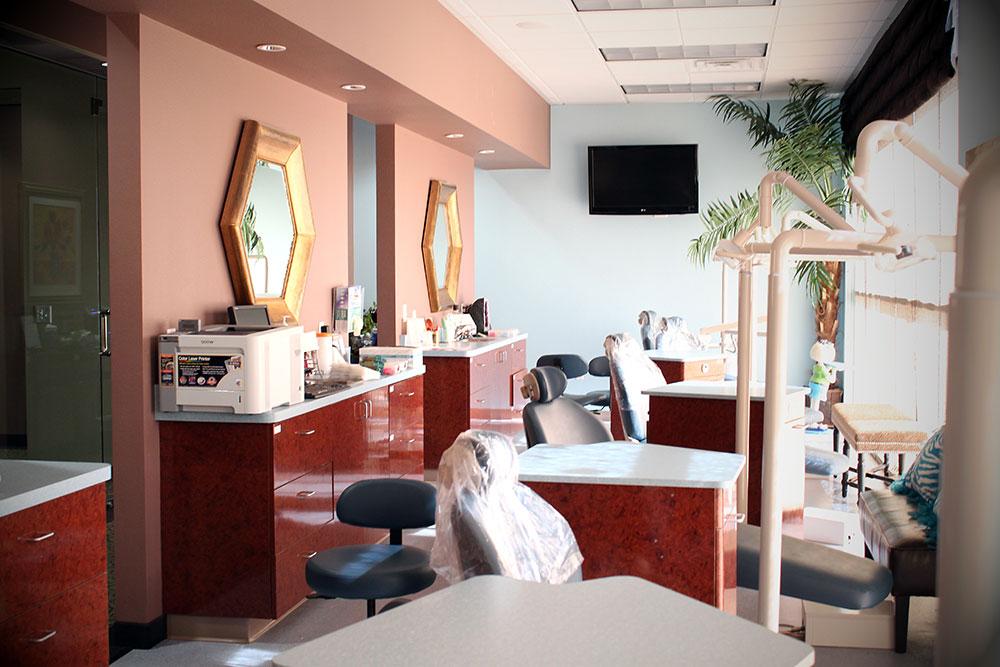dental procedure room - Las Vegas, NV